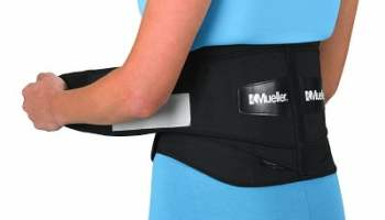Mueller Adjustable Lumbar Back Brace