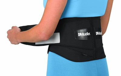 Mueller Adjustable Lumbar Back Brace