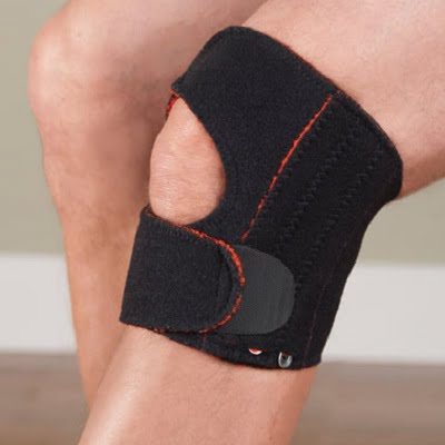 The Stabilizing Pain Relieving Knee Wrap