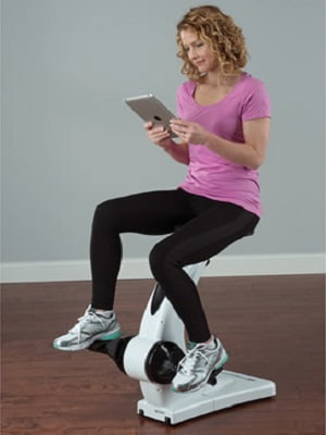 The Active Sitting Exercise Bicycle