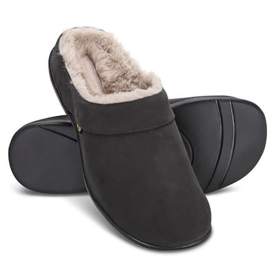 The Lady's Back Pain Relieving Fur Slippers