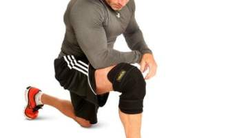 Cordless Knee Wrap with Heating Technology