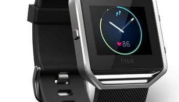The Fitbit Blaze Watch
