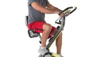 The Stowable Full Body Exercise Bike