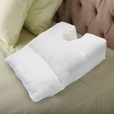 The Back Pain Relieving Wedge Pillow