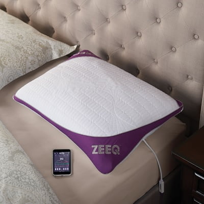 The Snore Reducing Smart Pillow