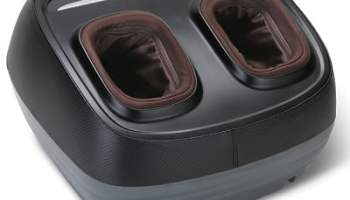 The Foot Tapping Massager