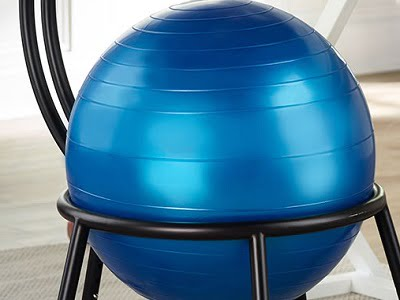 The Backrest Core Strengthening Chair 1