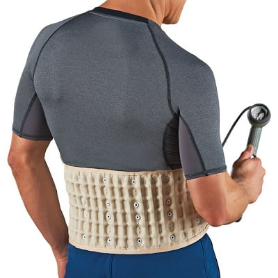 The Lumbar Disc Decompression Belt