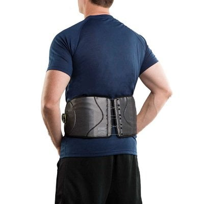 The Dial Adjust Back Brace 1