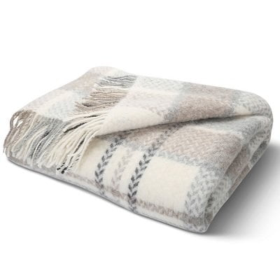 The Icelandic Sheep Wool Blanket