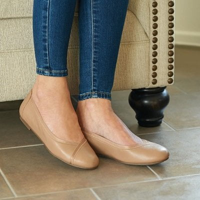 The All Day Arch Supporting Ballet Flats 1
