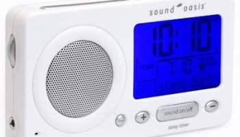 The Travel Sleep Sound Generator