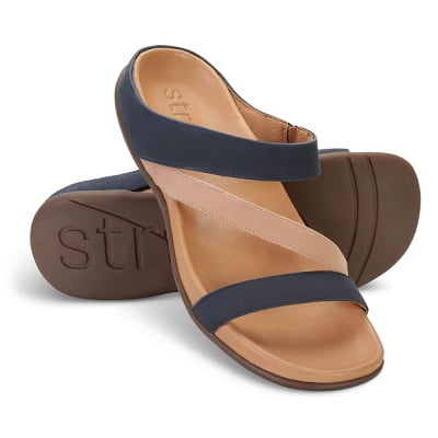 Back Pain Relieving Slide Sandals