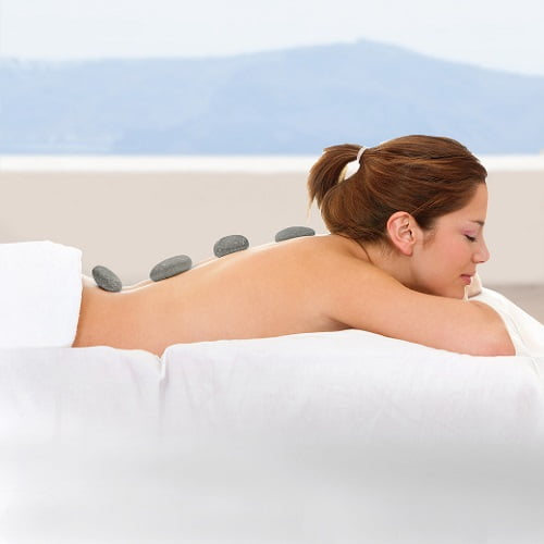 Spa Hot Stone Therapy Set1