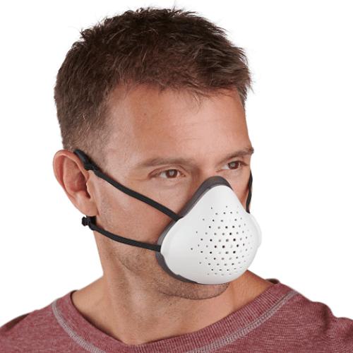 Tight Seal Filtering Hardshell Mask1