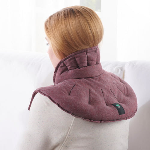 CBD Therapy Neck Shoulder Heat Wrap
