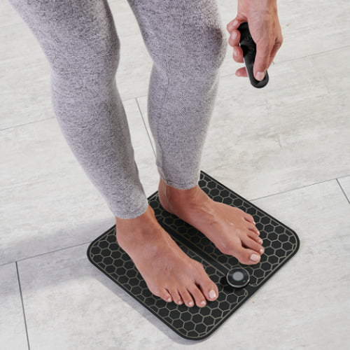Electrical Muscle Stimulation Wireless Foot Pad1