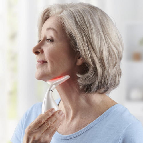 Neck-Wrinkle-Reducing-Therapy-Device