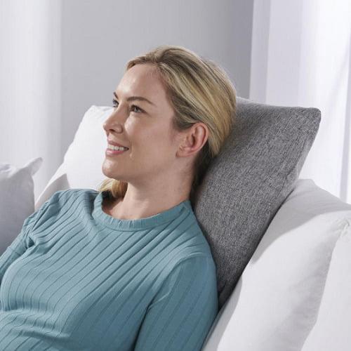 Cordless Back Massaging Pillow1