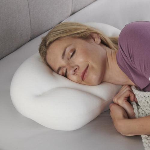 Neck Cradling Comfort Pillow1