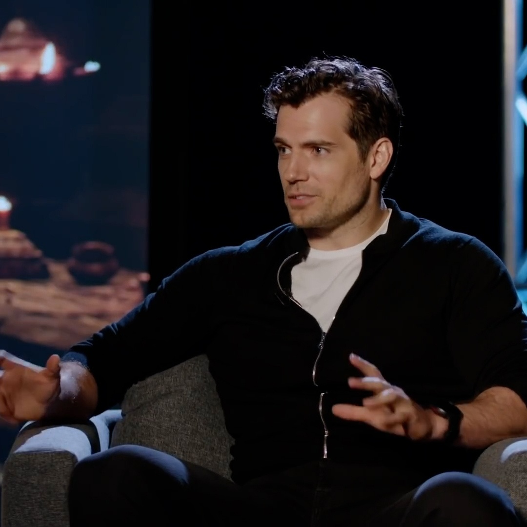 Henry Cavill steps into the Blackstone Fortress