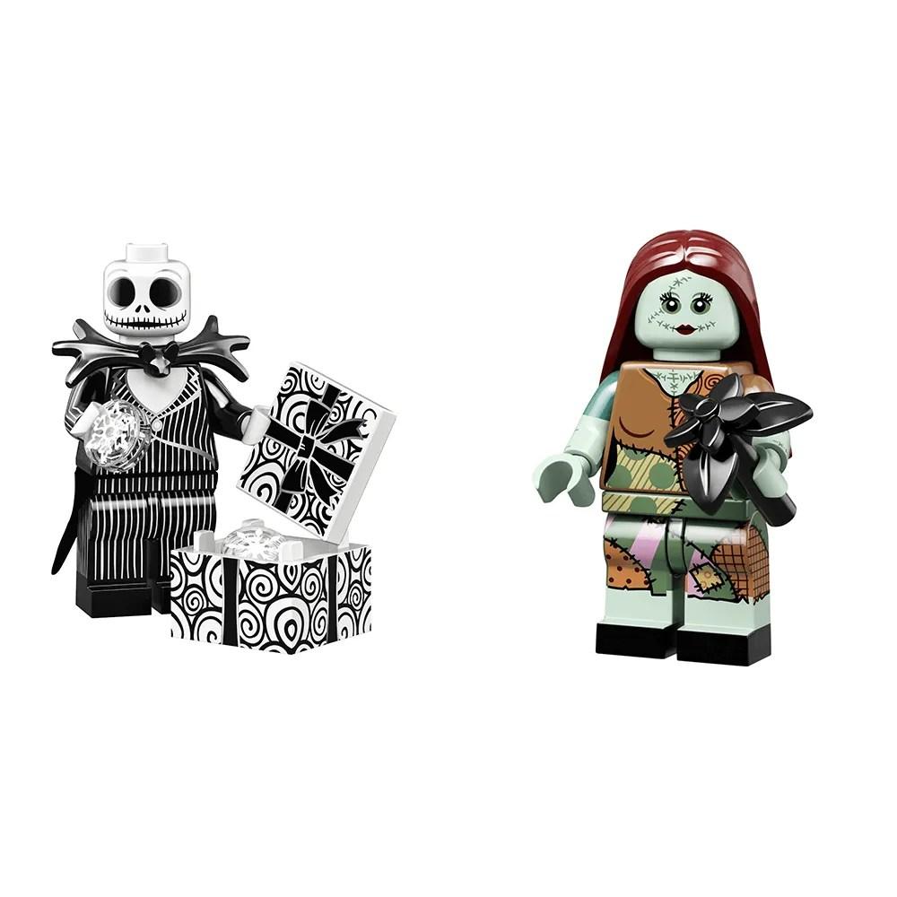 Lego Disney Series 2 Minifigures 71024 Jack Skellington Sally ONE Set 1