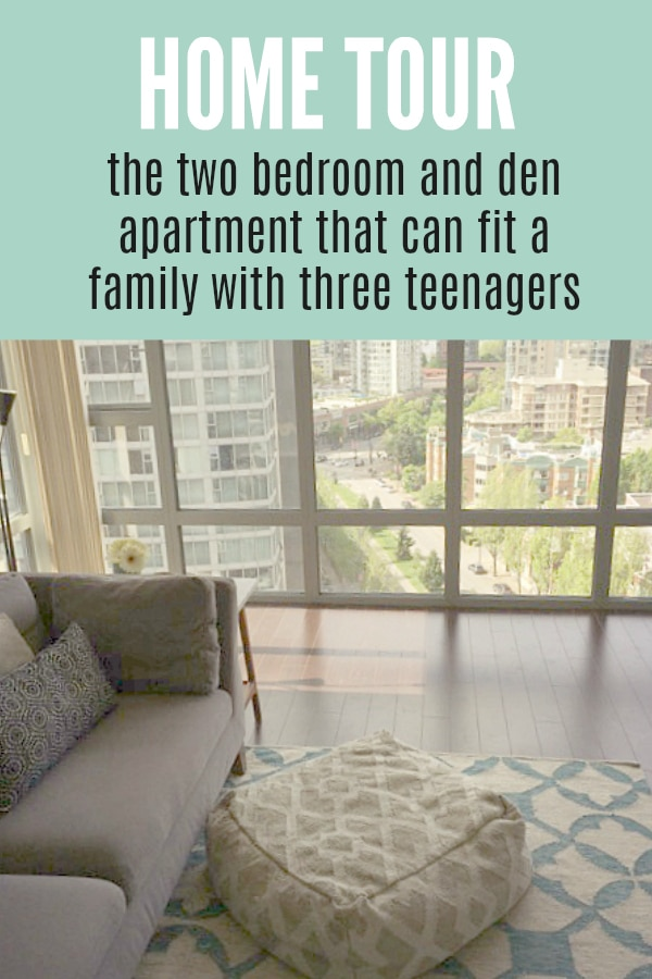 Living In An Apartment Withagers