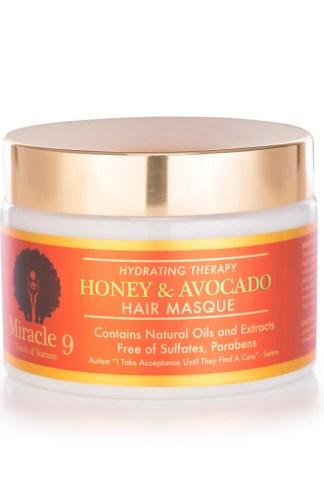 Hydrating Therapy Honey & Avocado Hair Masque