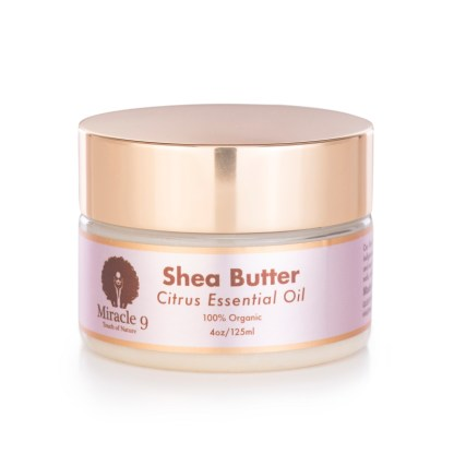 Miracle 9 Citrus Infused Shea Butter