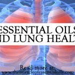 Essential Oils for Lung Health & How to Use