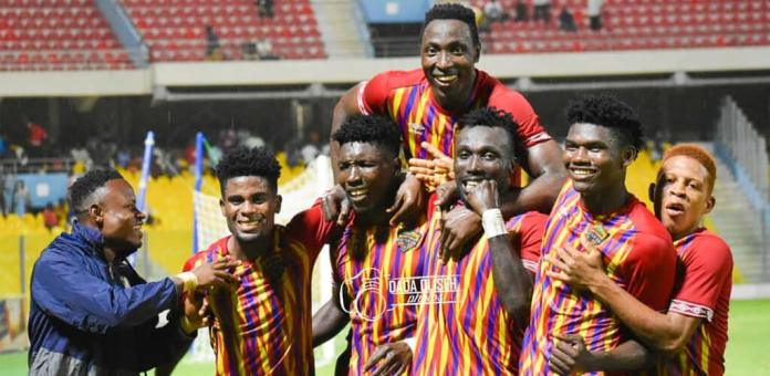 Hearts of Oak to get automatic qualification in Champions League over WAC of Morocco