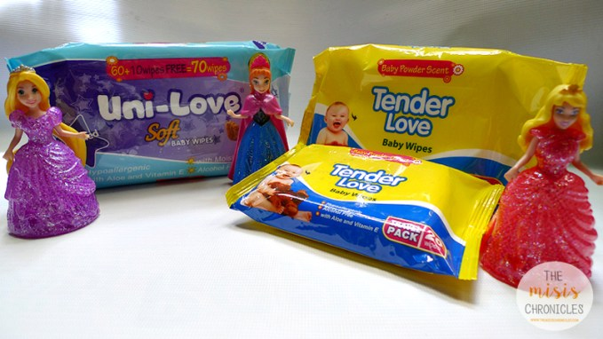 tender love wipes