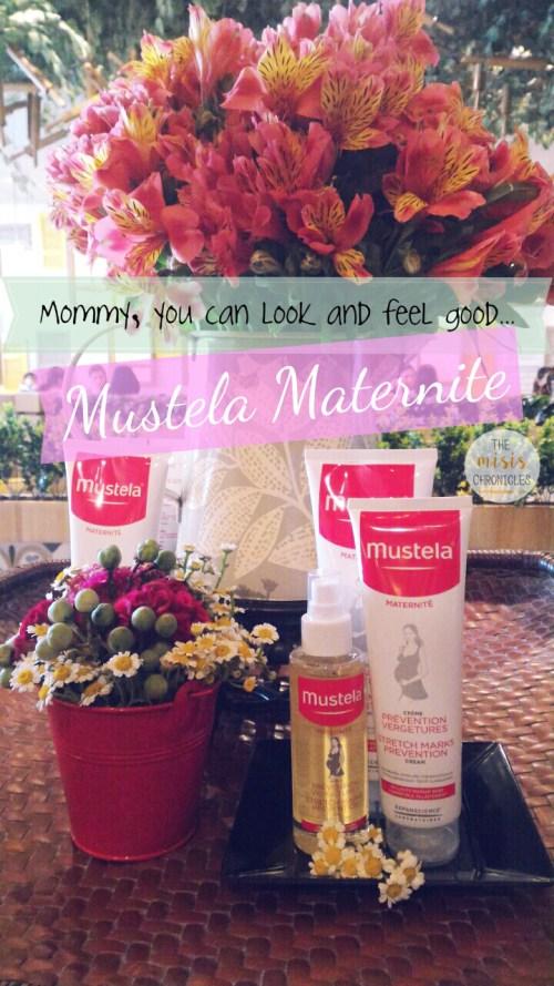 mustela maternite launch