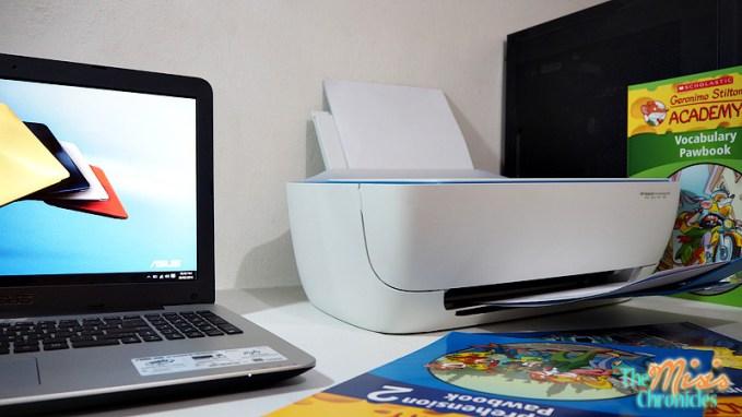 hp deskjet 3635 printer