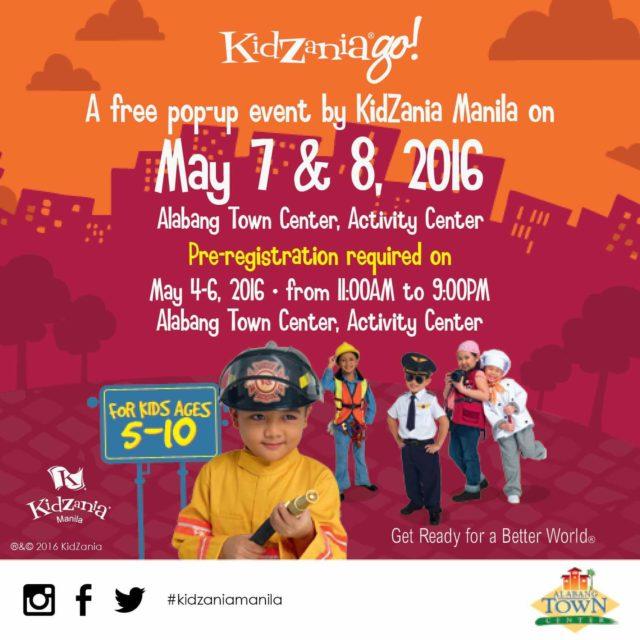 Kidzania go alabang town center