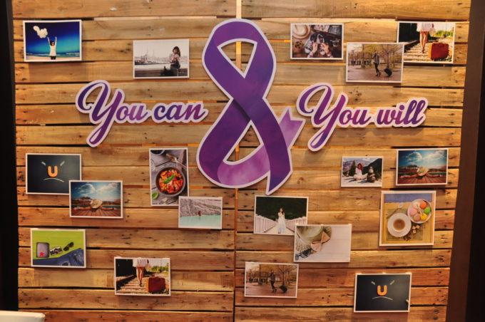 power over cervical cancer
