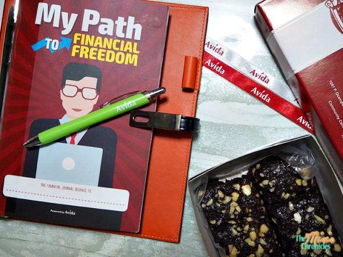 avida my path to financial freedom