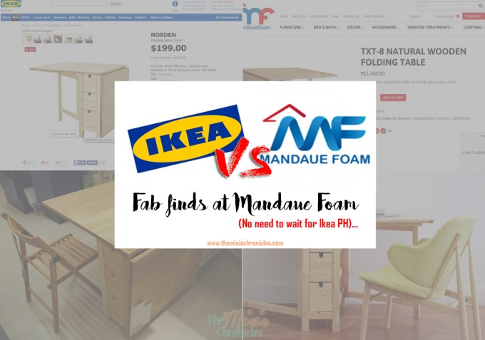 ikea vs mandaue foam philippines