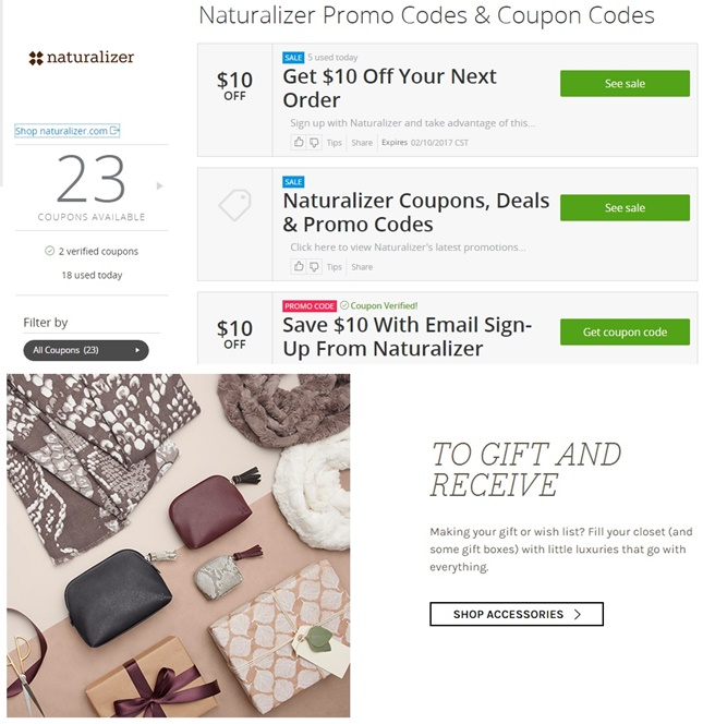 naturalizer groupon coupons