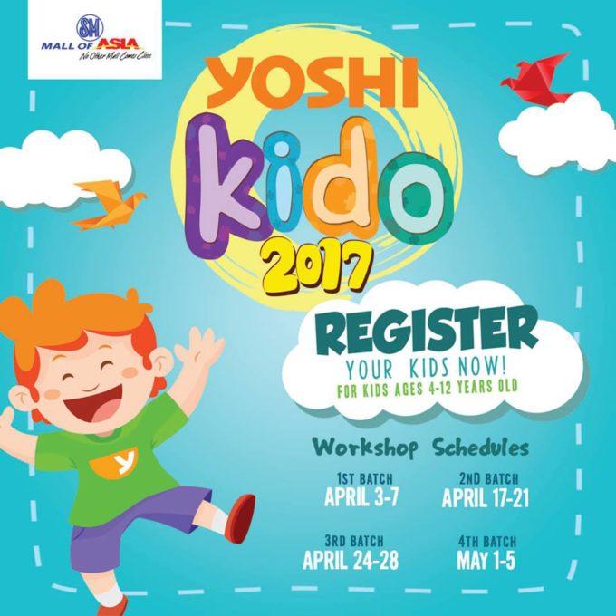 yoshi kido 2017