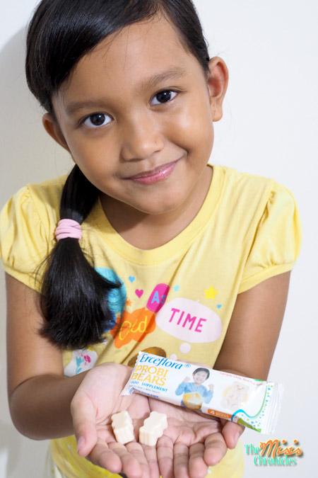 Erceflora Probibears: Yummy tummy supplement for kids ...