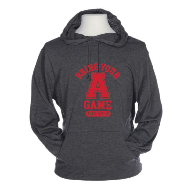 Logsleeve Hooded T-Shirt