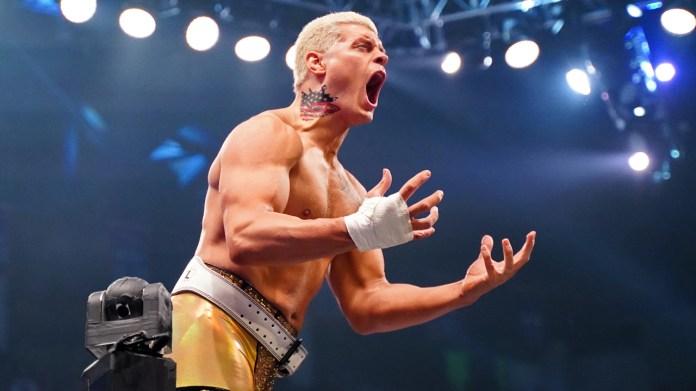 Cody Rhodes Return Timeframe, AEW Star Appears On WWE TV