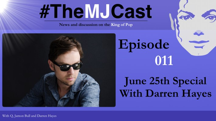 Episode 011 - June 25th Special With Darren Hayes YouTube Art