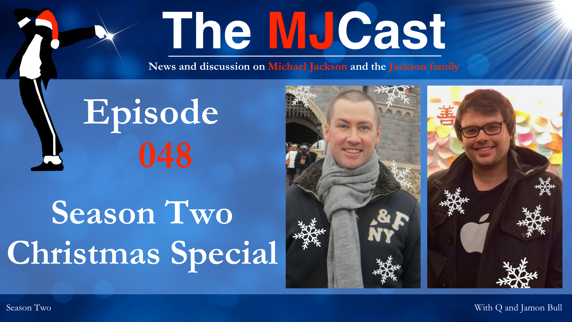 Episode 048 – Season Two Christmas Special – The MJCast