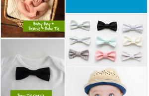 bows in bow ties