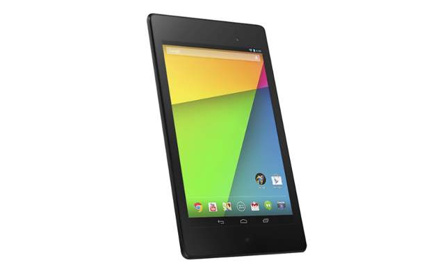 Asus Google Nexus 7 unveiled