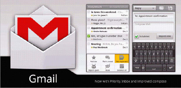 Google ups security of Android Gmail app
