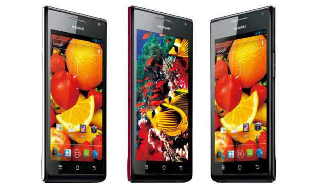 Huawei to unveil Diamond series smartphones at MWC 2012